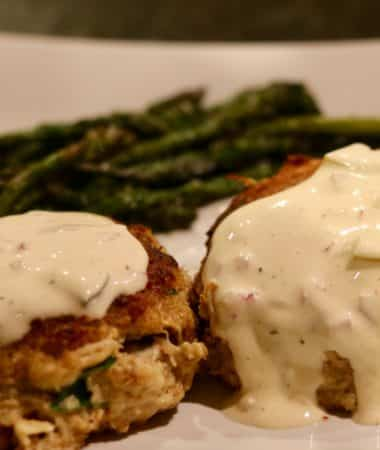 Maryland-Style Crabcakes (Whole30, Paleo and Keto-friendly)