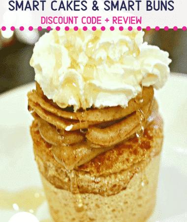 Smart Baking Co Pinterest Image