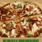"Keto-friendly ""Big Daddy"" Pizza"