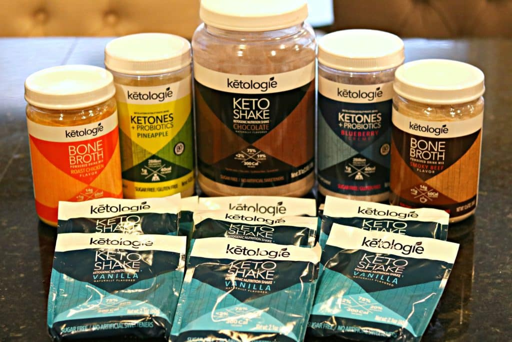 Ketologie Products