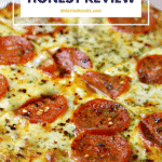 Pinterest image for Real Good Foods Pizza