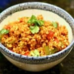 A recipe for Spanish Cauliflower Rice
