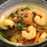 A recipe for Shrimp Lo Mein