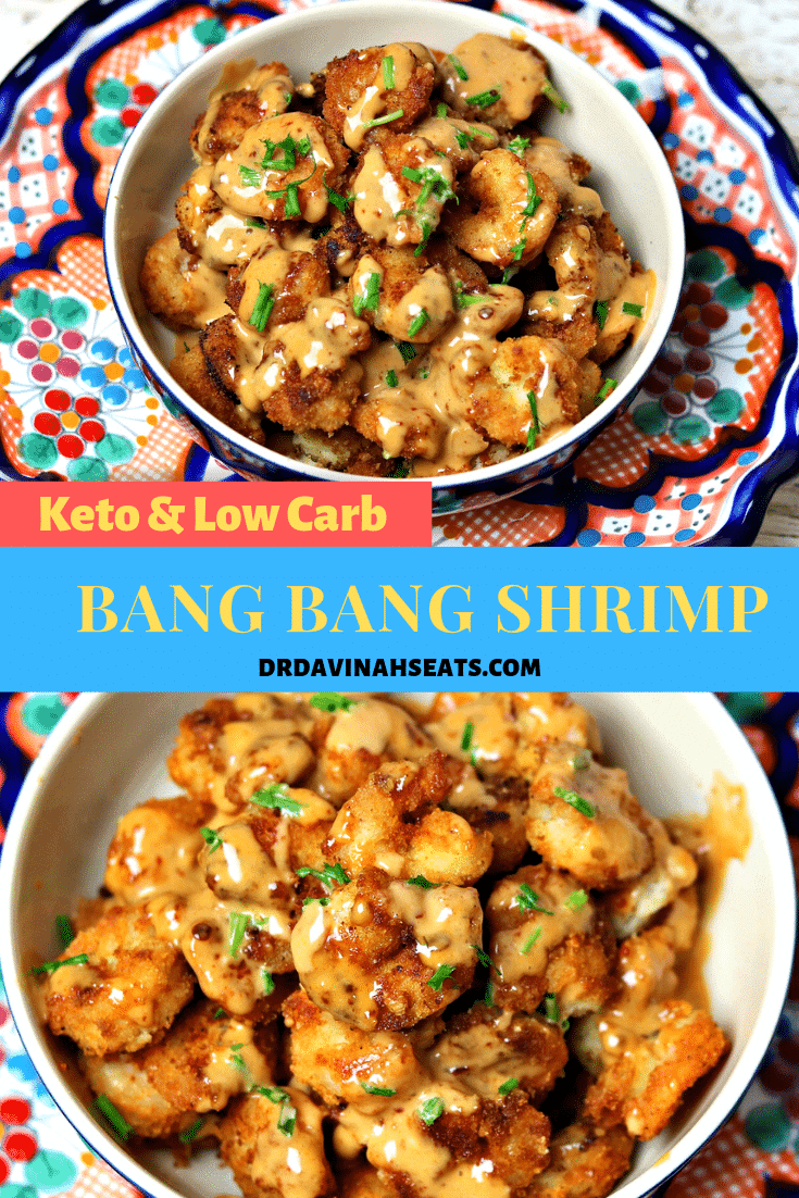 This is a recipe for Bang Bang Shrimp that is grain-free, nut-free, and does not use added sugar. I include a quick recipe for the Sweet Thai Chili Sauce.