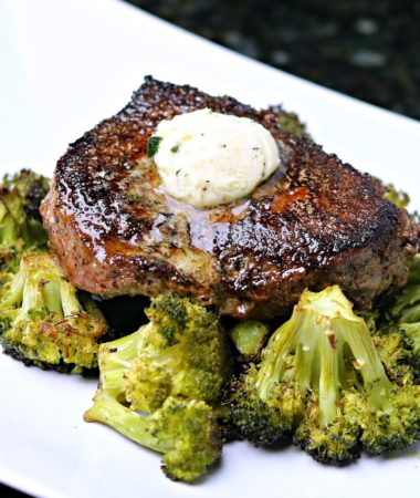 A picture of ranch spiced steaks