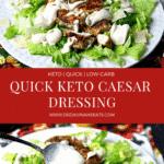 Caesar Dressing Pinterest Image