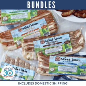 photo of Naked Bacon bundles pack