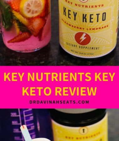If you're wondering what exogenous ketones are or if they even work, then this article is for you! I explain what exogenous ketones are in simple terms and review one brand of ketone supplements called Key Keto by Key Nutrients. I even show my ketone readings before and after taking it. #keto #ketonesupplement #exogenousketones #ketodiet #ketogenicdiet