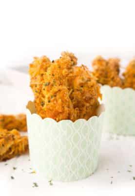 Almond Flour Chicken Tenders