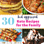 Pinterest image for kid-friendly recipes
