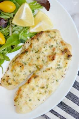 Quick Tilapia fish