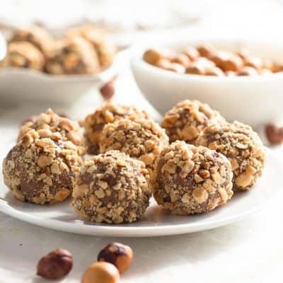 Keto Candy recipe - truffles