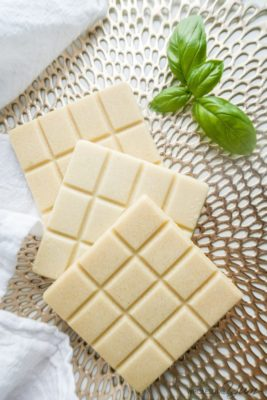 Keto White Chocolate Candy recipe