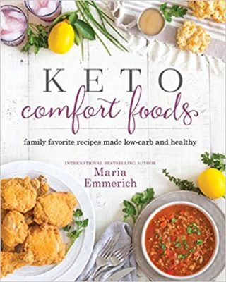 Keto Comfort Foods cookbook