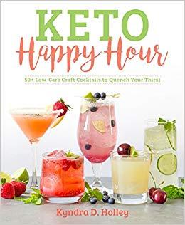 Keto Happy Hour Cookbook