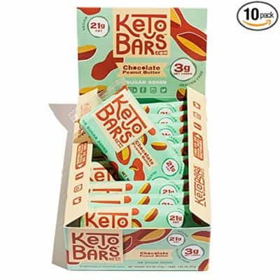 Keto Bars Original