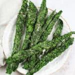 Keto Kale Crisps