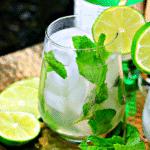 Keto Mojito Drink