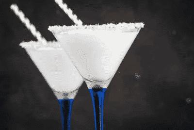 Keto Winter Cocktail