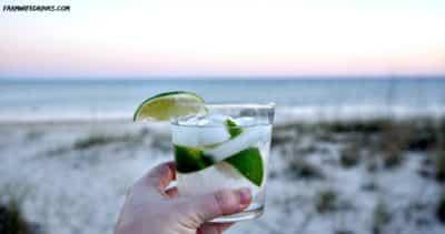 Low Carb Vodka and Club Soda