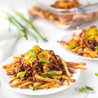 Air Fryer Jicama Fries