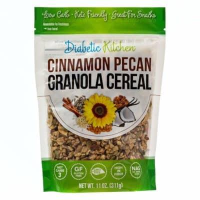 Keto Granole Breakfast Option