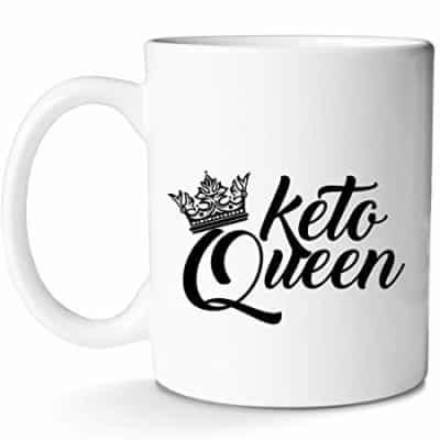 Keto Queen Mug