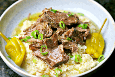 Ninja Foodi Pot Roast Recipe - Low Carb Frozen Meals option