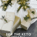Pinterest image for Keto Gifts Guide 5