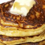 Keto Pancakes Pinterest image
