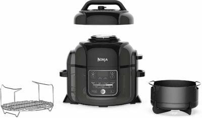 The Ninja Foodi Air Fryer Pressure Cooker