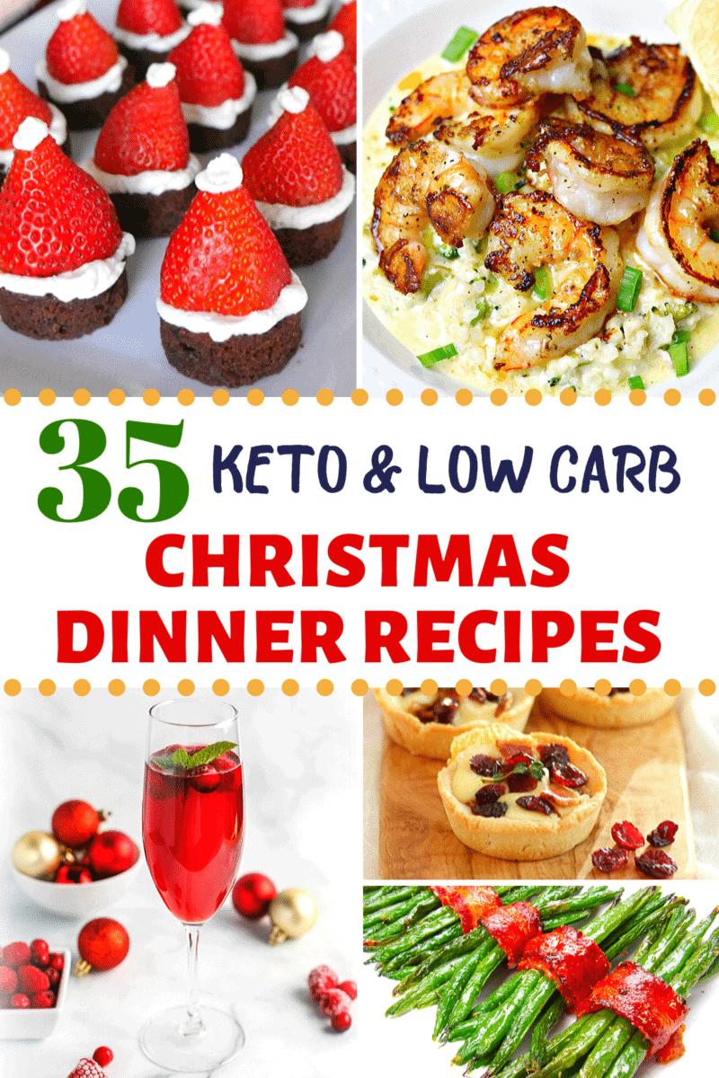 The Ultimate Keto Christmas Dinner Menu