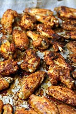 Crispy Baked Wings