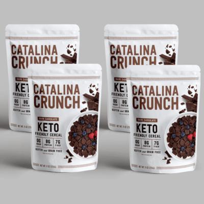 catalina crunch keto cereal