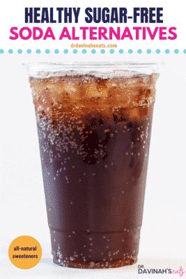alternatives to soda pinterest image